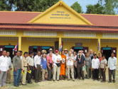 Group in Front of School