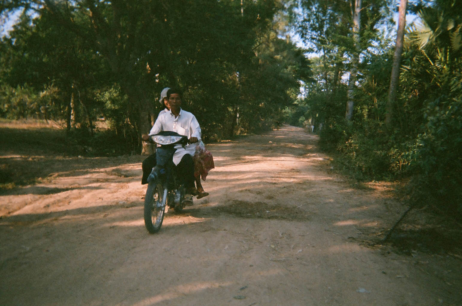 Kaun Khlong Village-2012