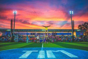 Prey Touch Stadium Dedication